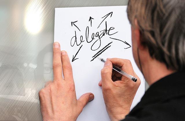 Wie Sie effektiv delegieren